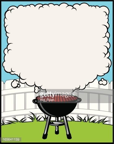 Bbq clipart background.