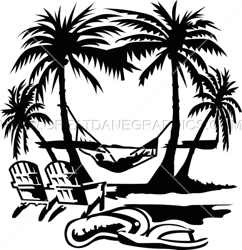 Vacation clipart easy drawing.