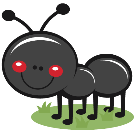 ant clipart adorable