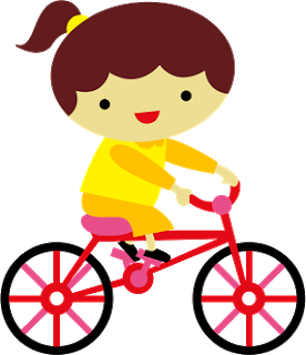 Bicycle clipart baby.