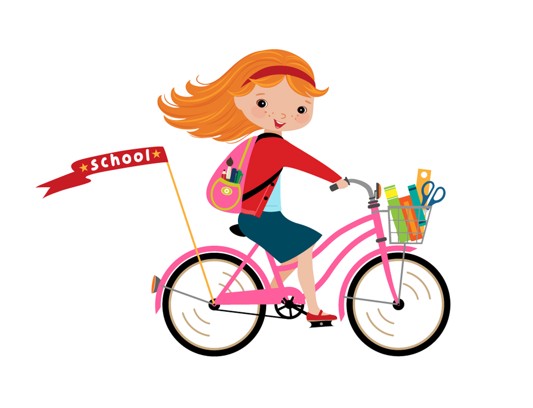 Bicycle clipart balloon.