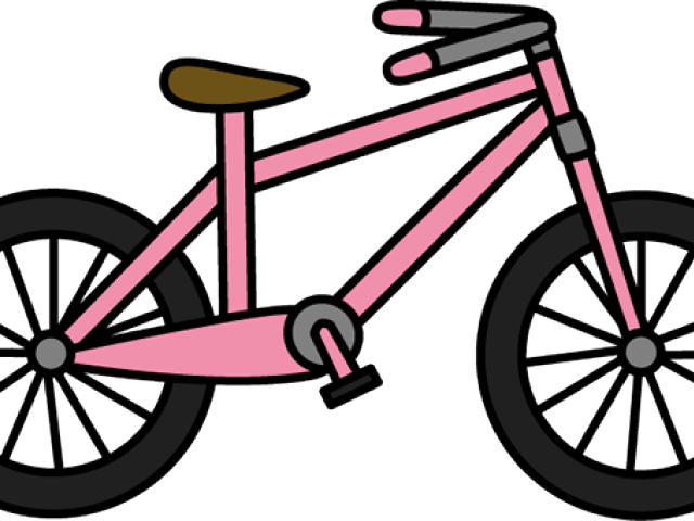 Bicycle clipart cool bike.