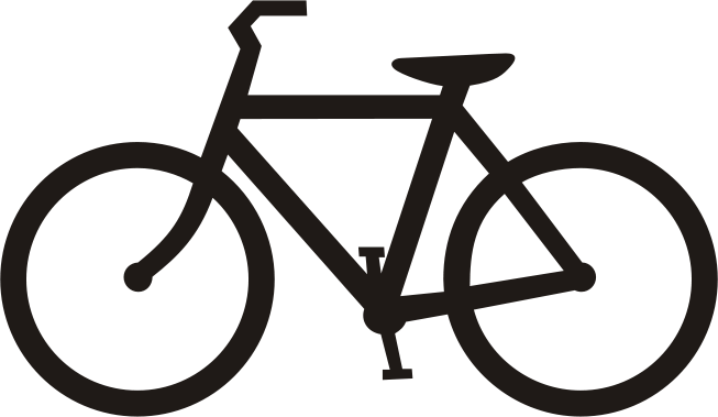 Bicycle clipart file.