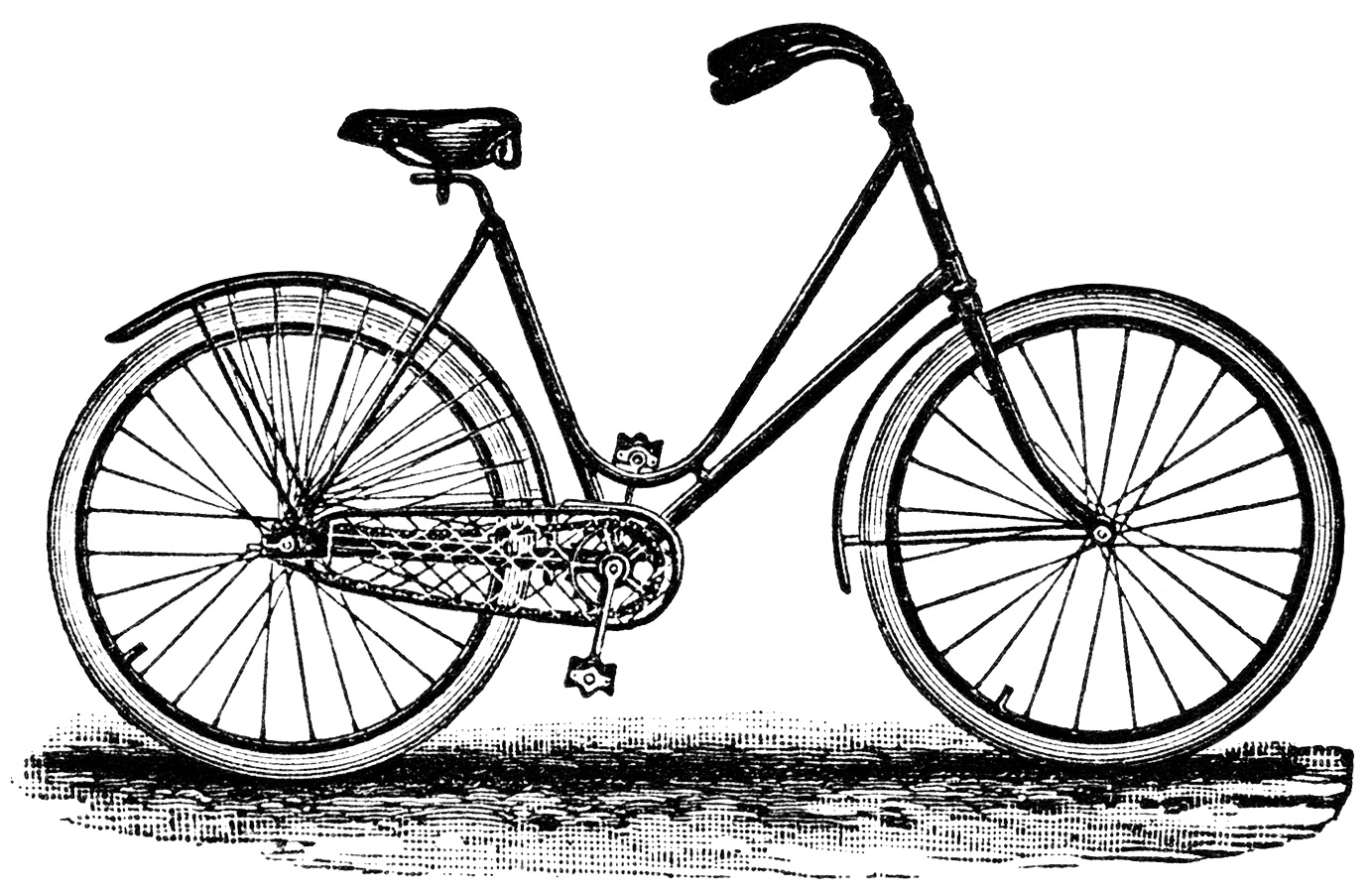Bicycle clipart name.