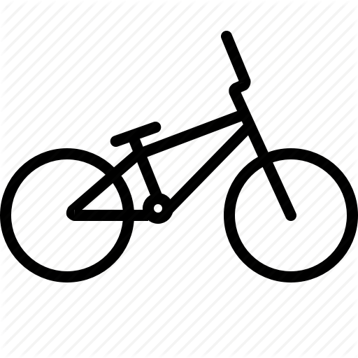 Bicycle clipart pushbike.