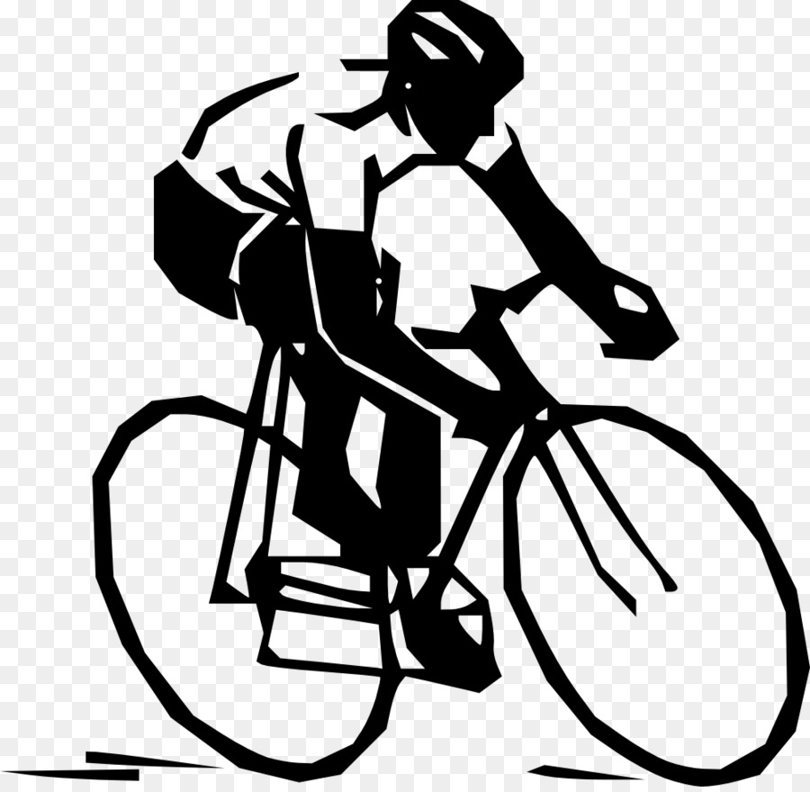 Bicycle clipart cycling sport.