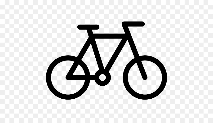 Bicycle clipart top view.