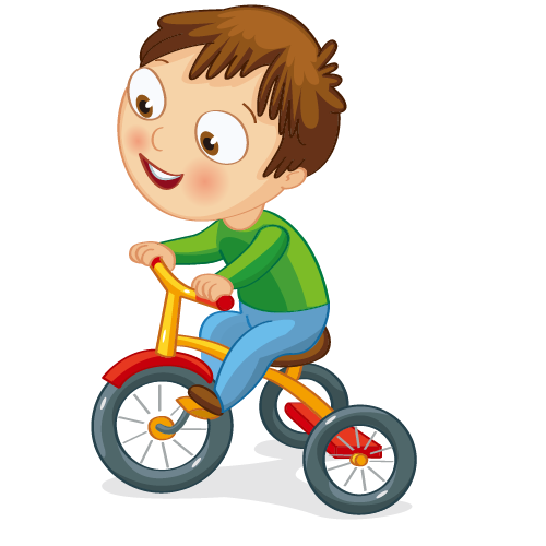 Bicycle clipart tricycle.