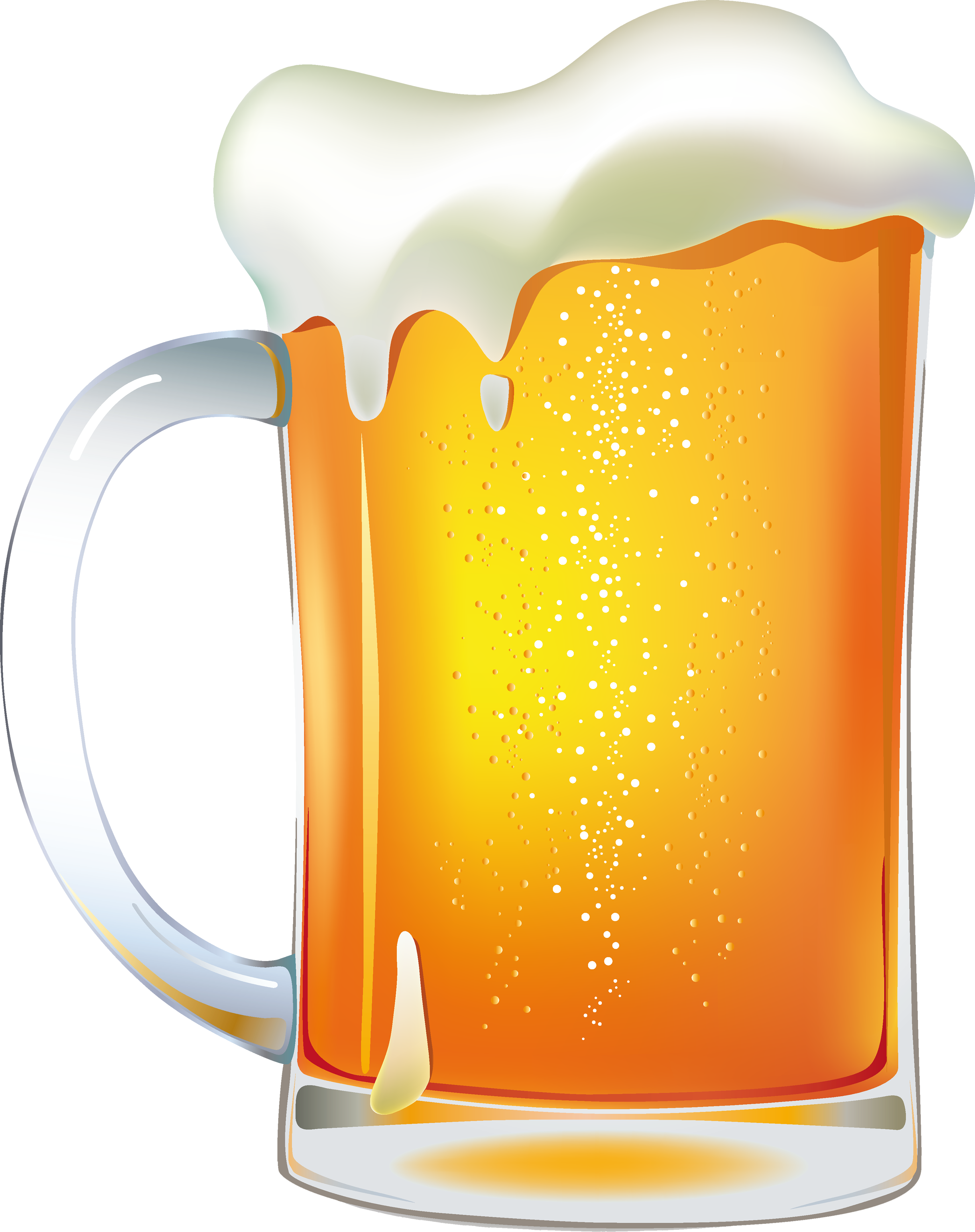 beer clipart transparent background