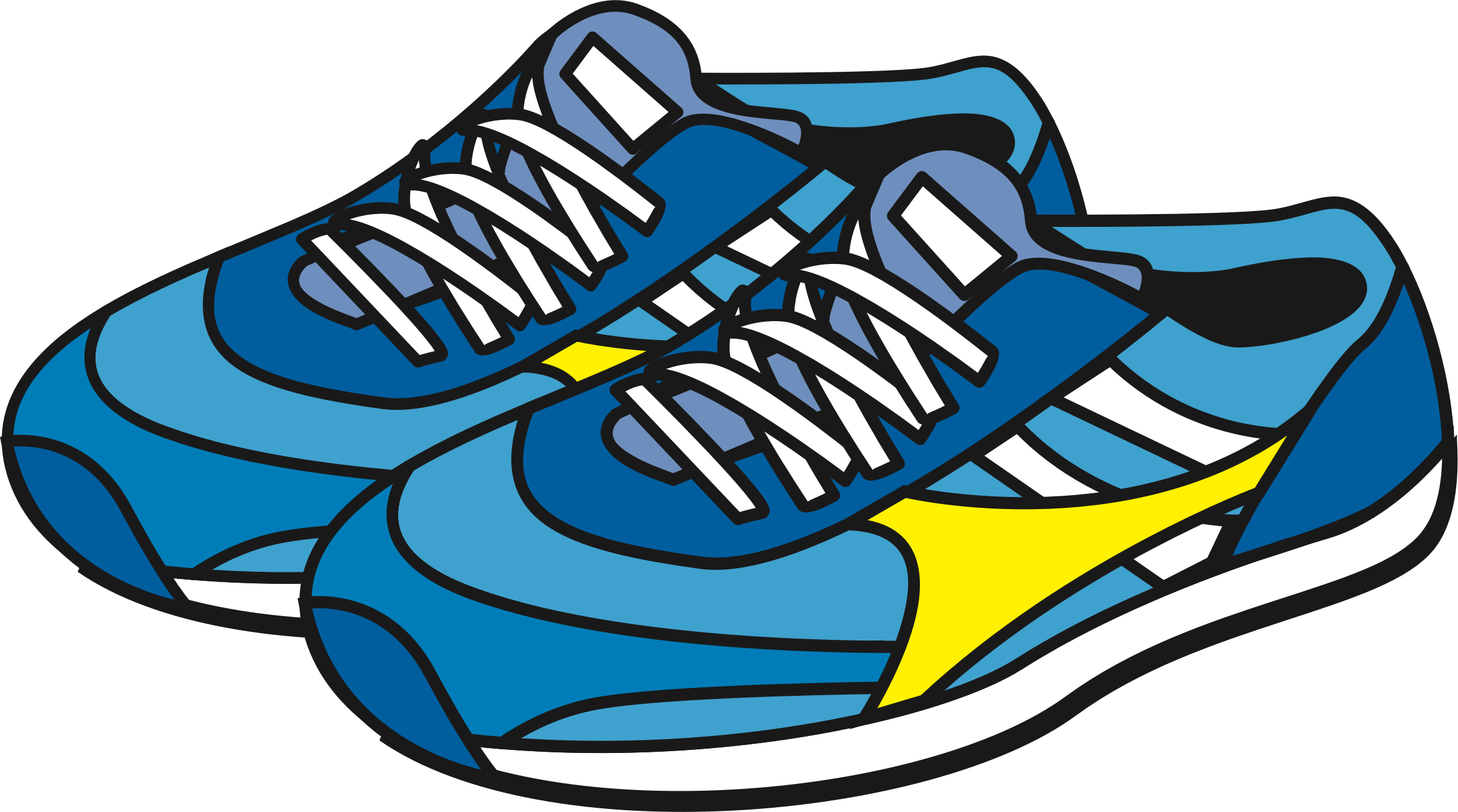 clipart shoes boy