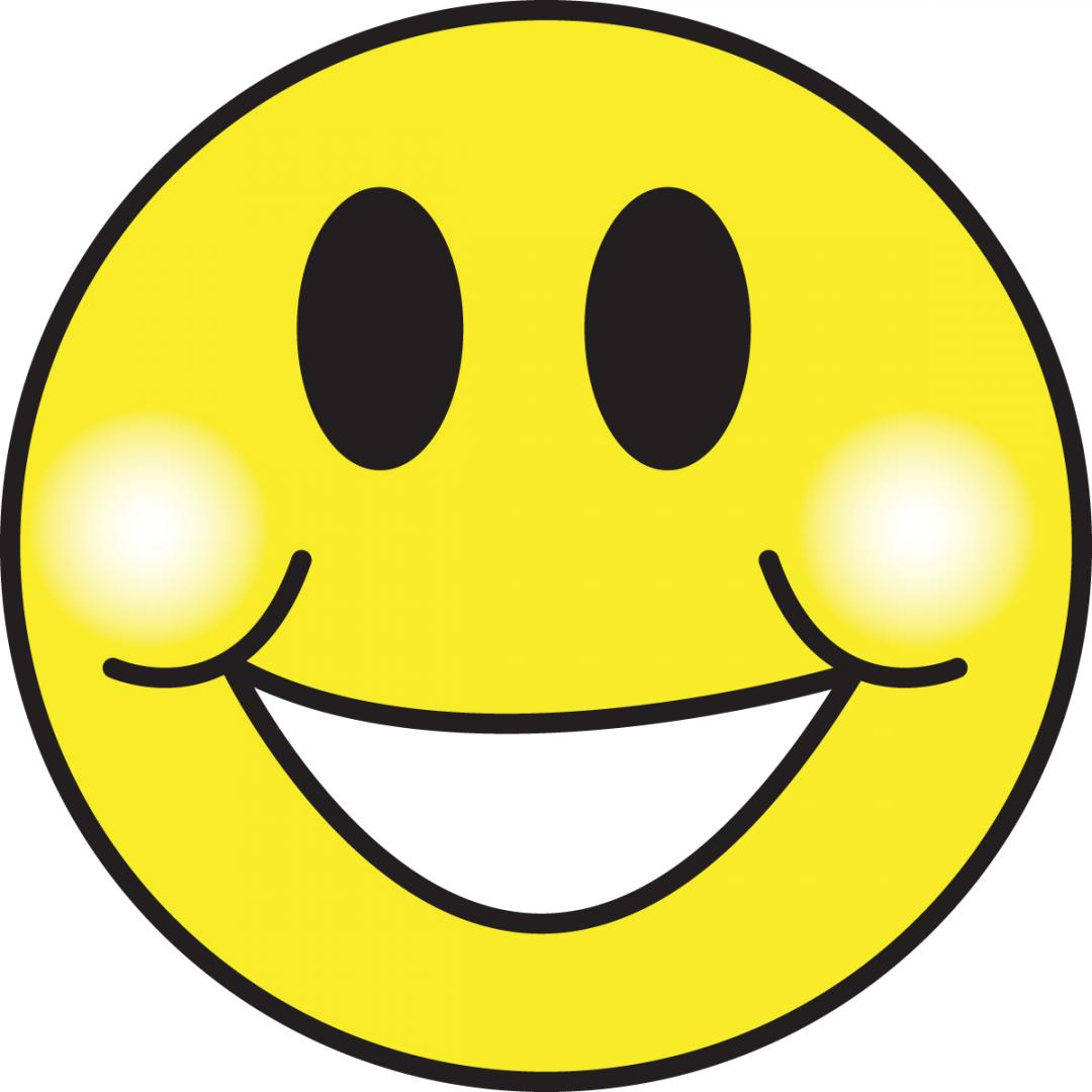 clipart smiley face transparent
