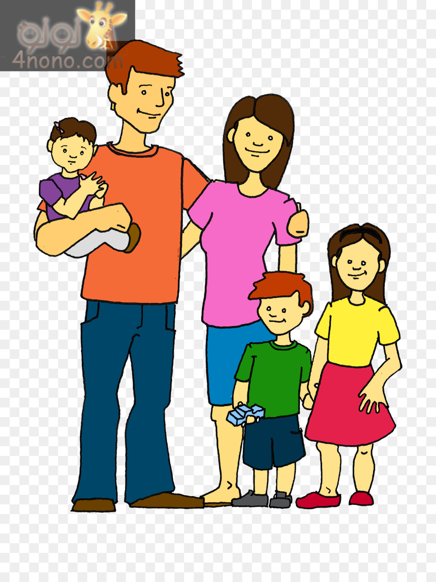 Big clipart joint family.