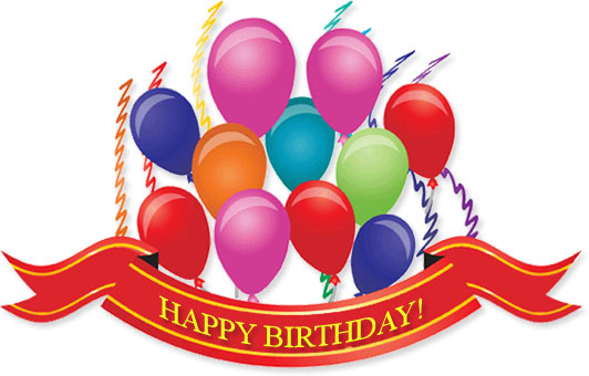 Happy birthday clipart for her professional.