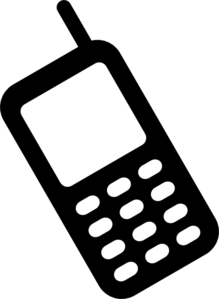 lphone clipart mobile