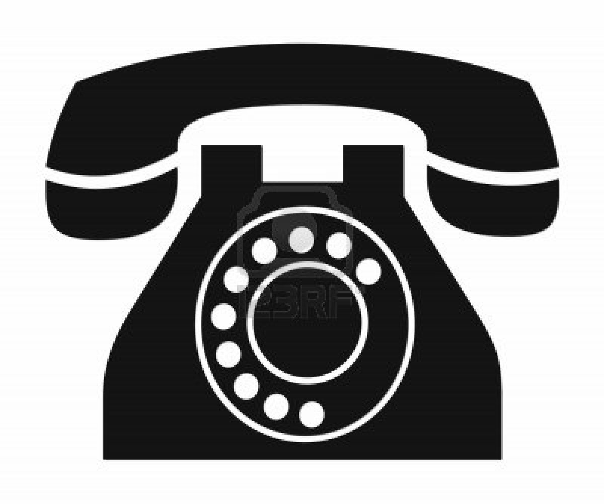 lphone clipart old fashioned