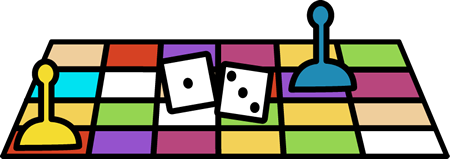 board game clipart vector