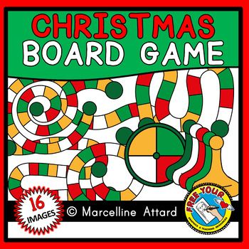 board game clipart template