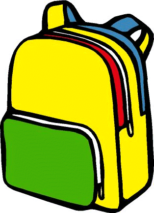 backpack clipart photo download