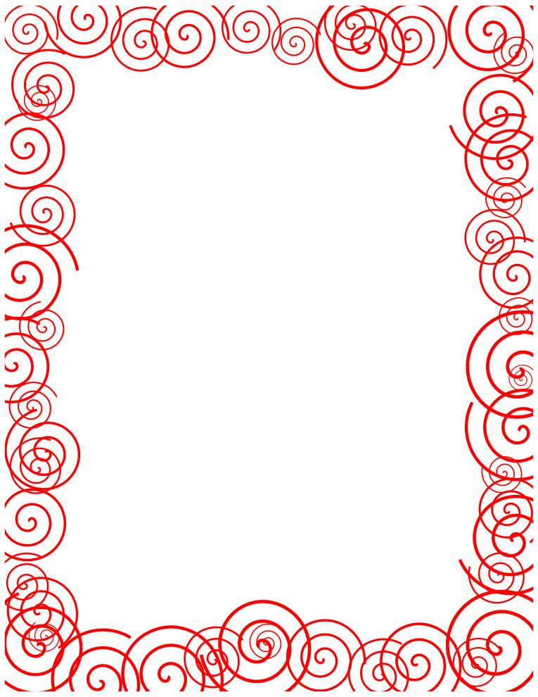 Clipart free images border.