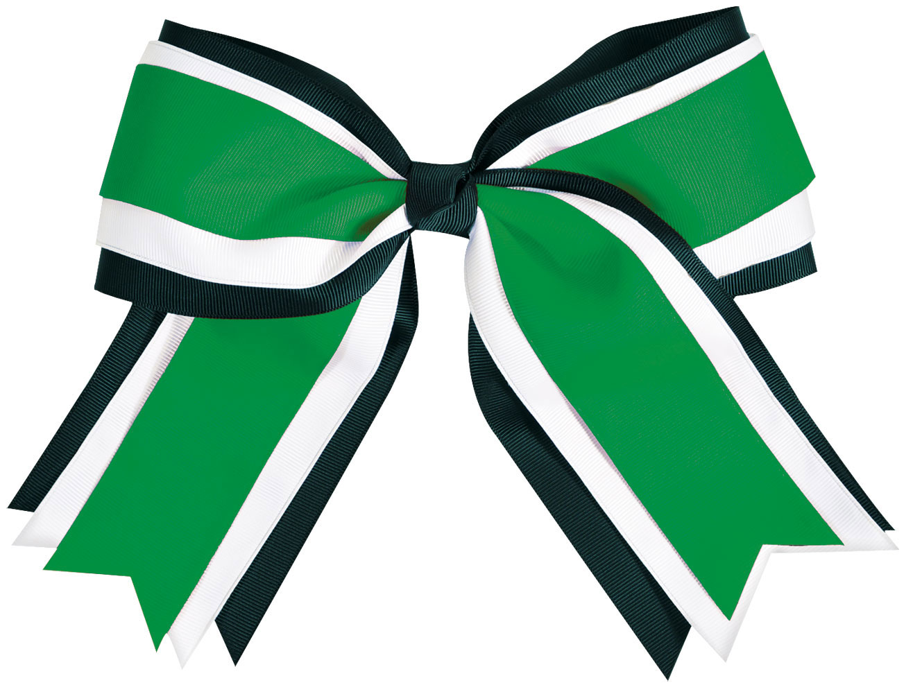 Bow clipart gold cheer.
