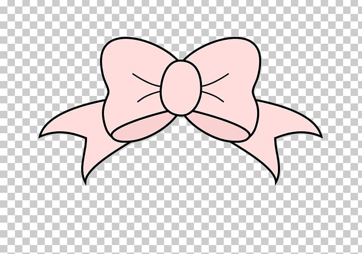 Bow clipart illustration.