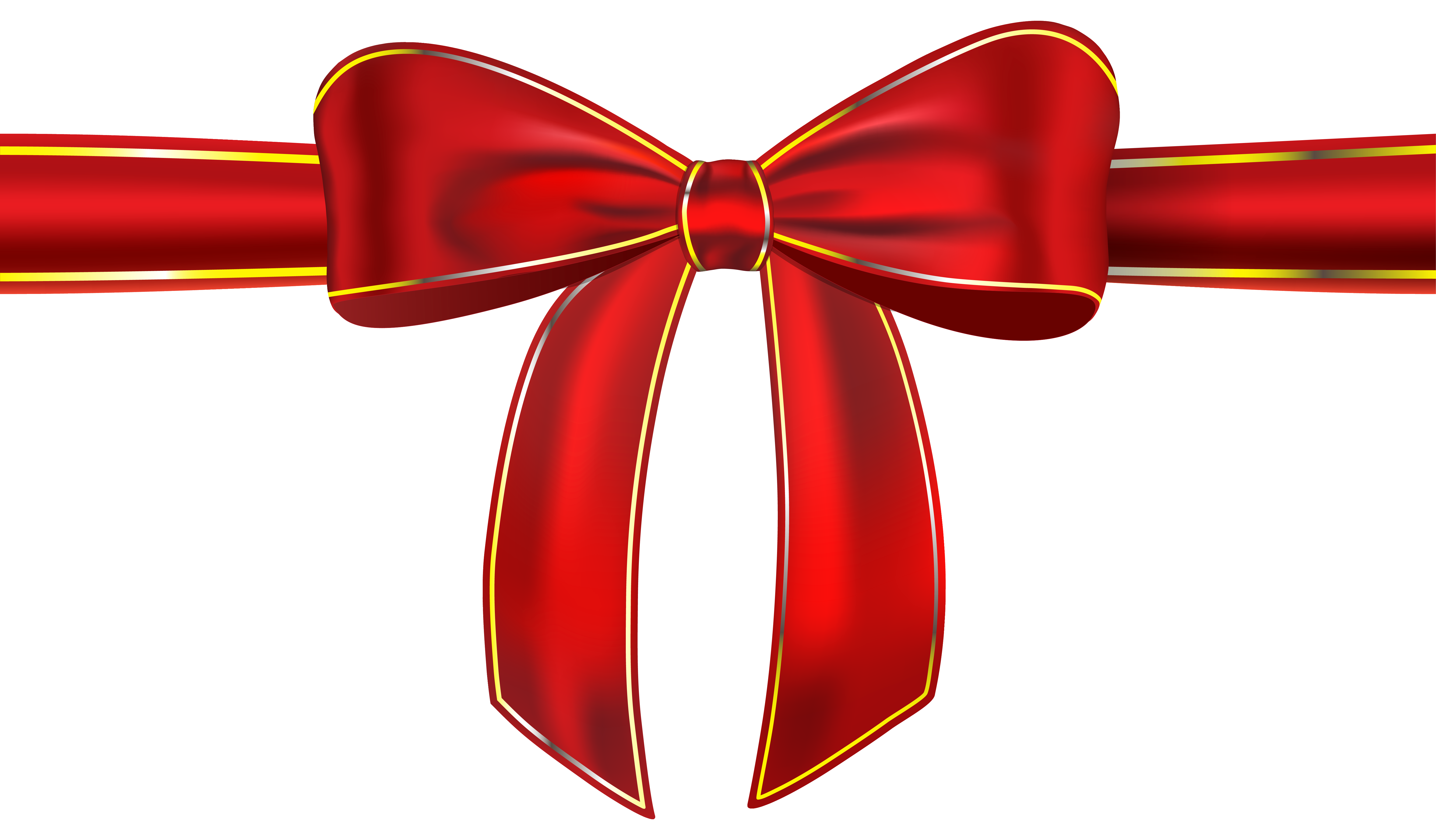 Bow clipart pin.