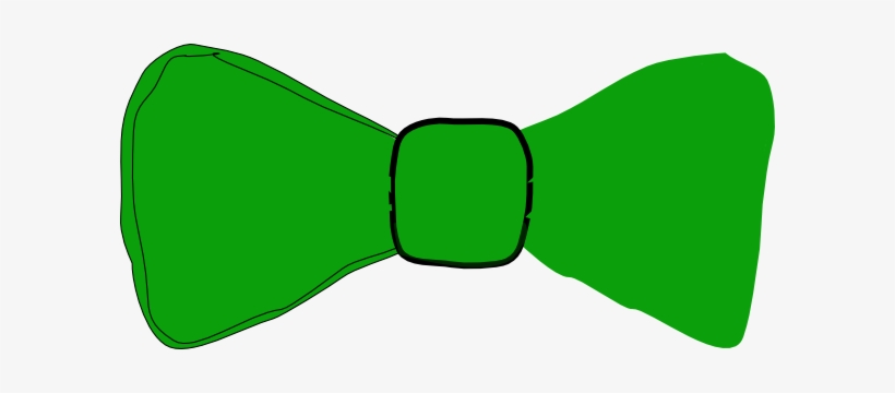 bow tie clipart green