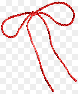 Bow clipart string.