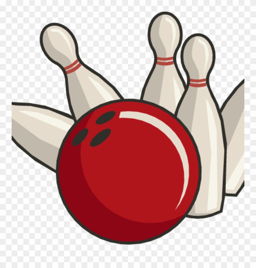 Bowling clipart art pictures.