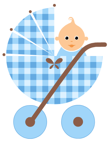 shower clipart baby