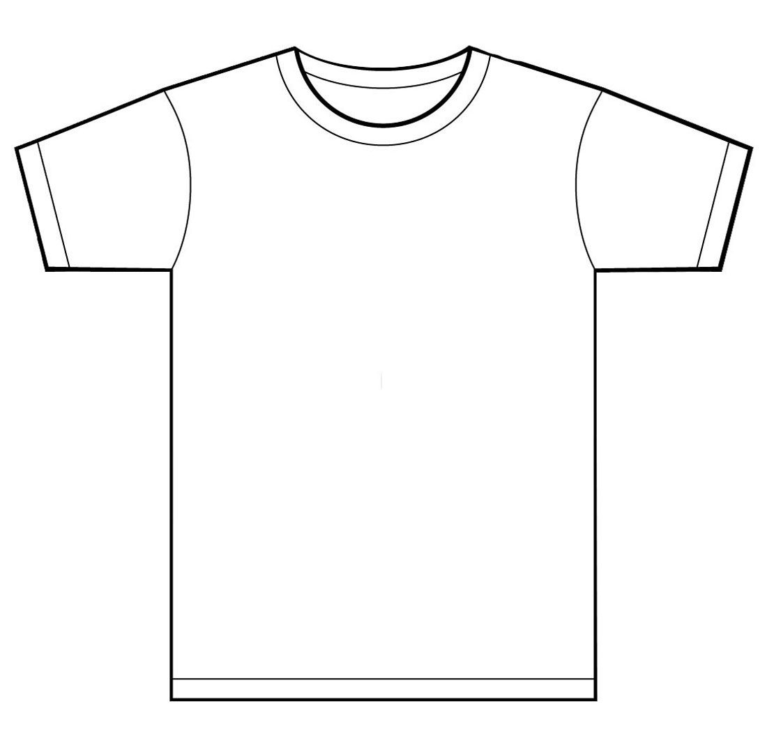 Shirt clipart fill.