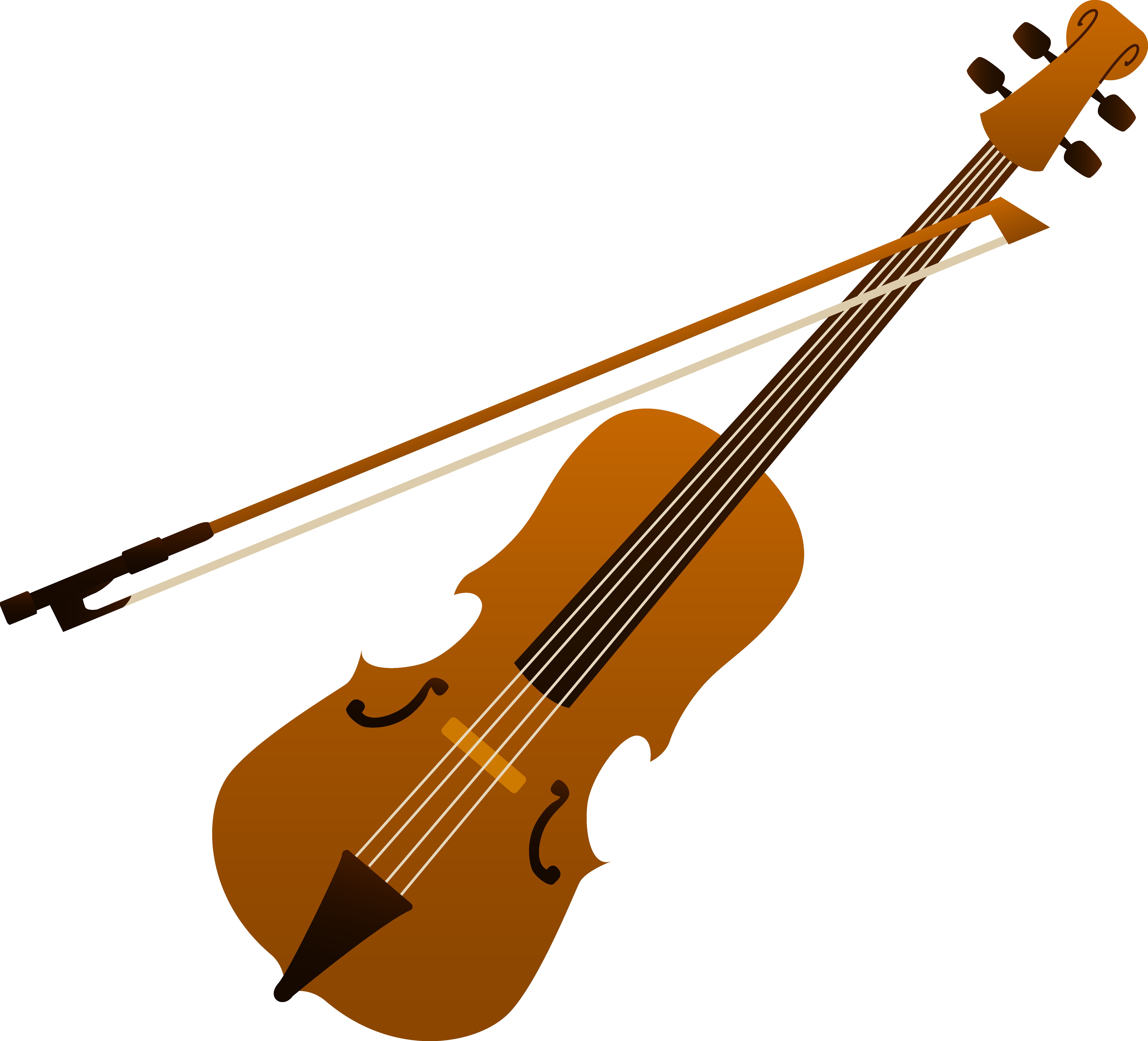 orchestra clipart colorful