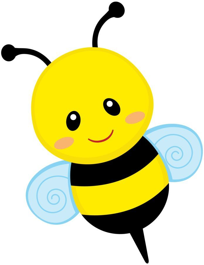 Spring clipart bee.