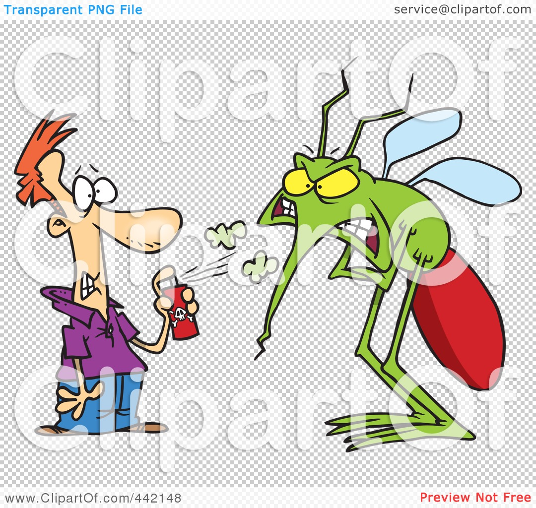 Bug clip art clear background.