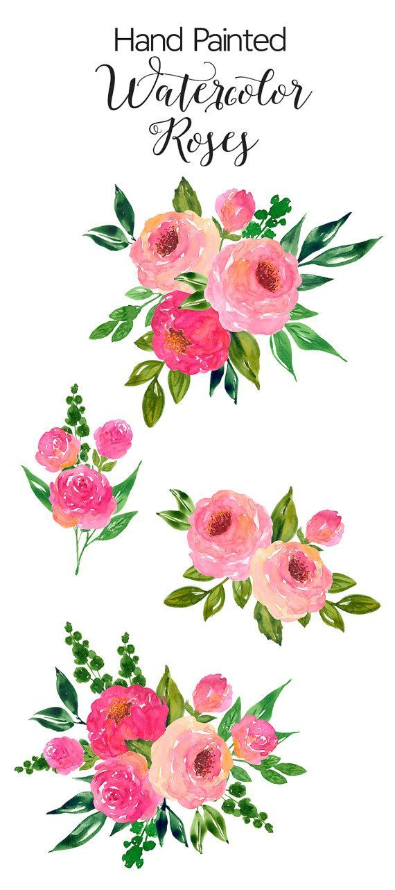 flower bouquet clipart simple