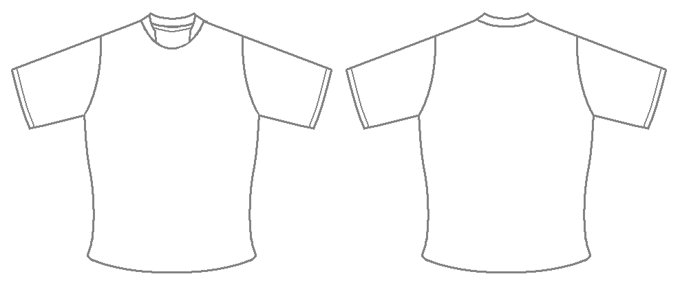 football jersey clipart drawing