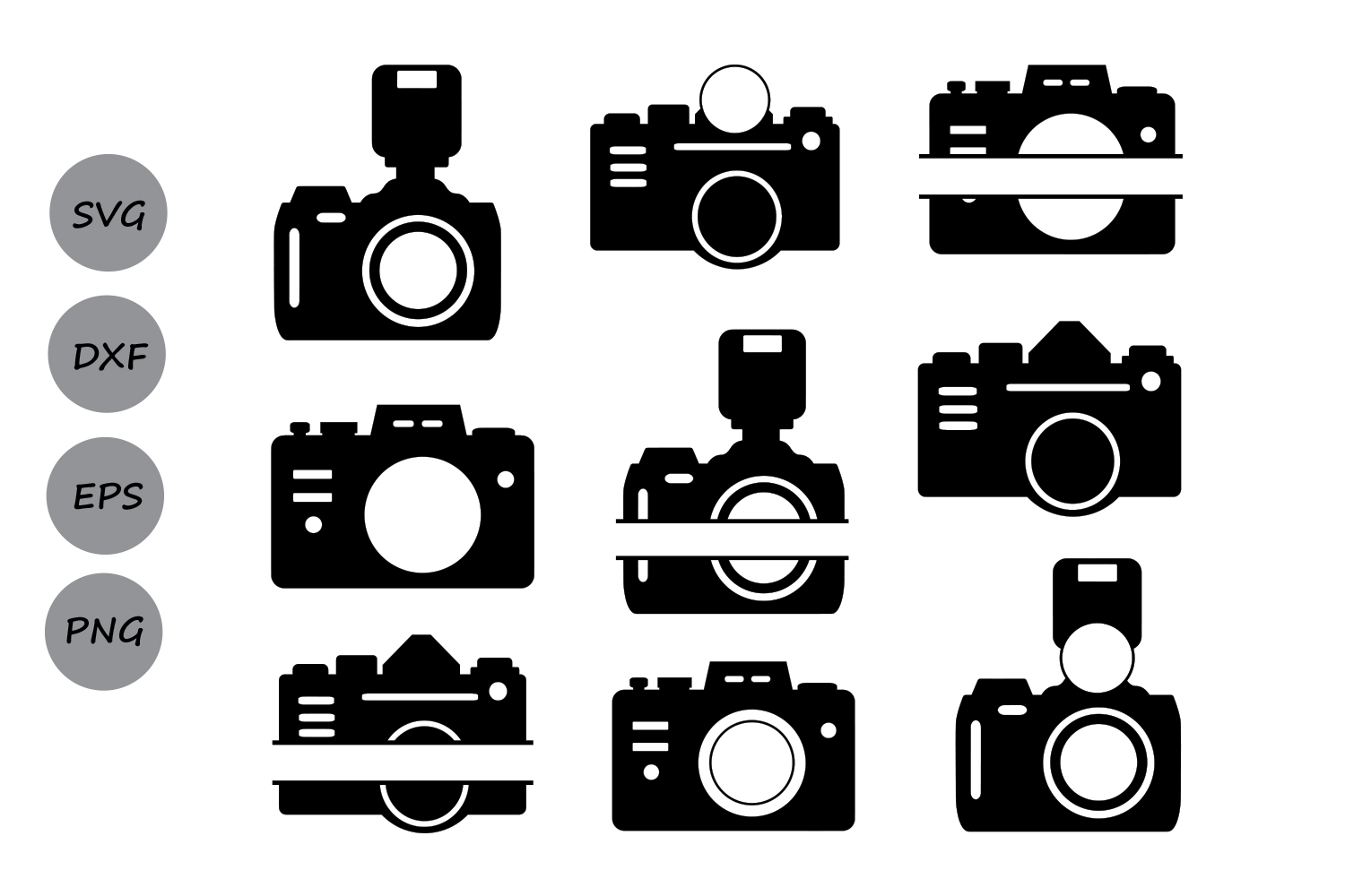 Clipart camera photography.