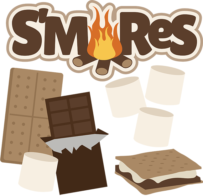 Clipart images smores.