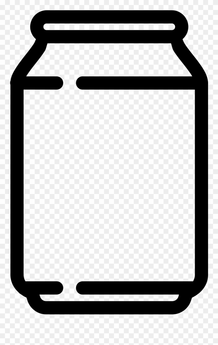 Beer can clipart case.