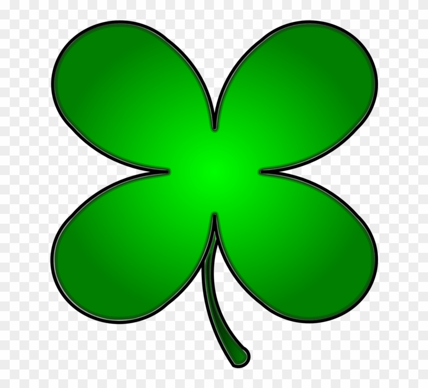 Comprised clipart clover.