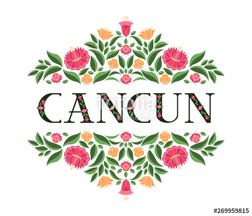 Cancun clipart background royalty.