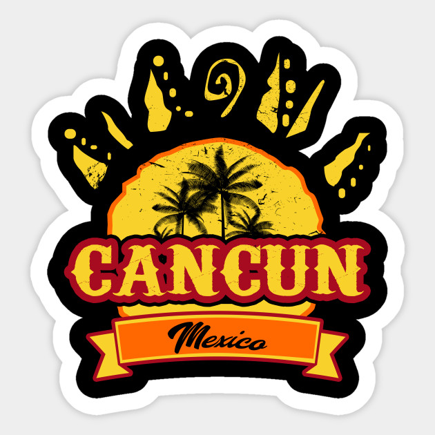Cancun clipart beach.