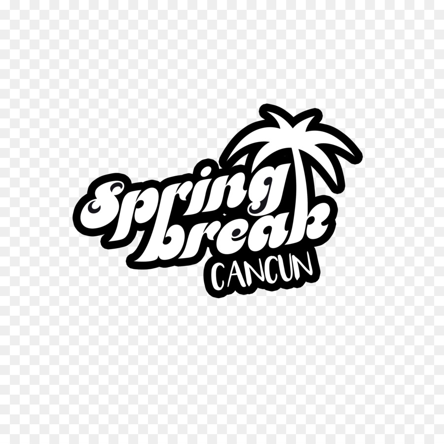 Cancun clipart spring break.