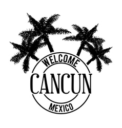 Cancun clipart vector graphics.