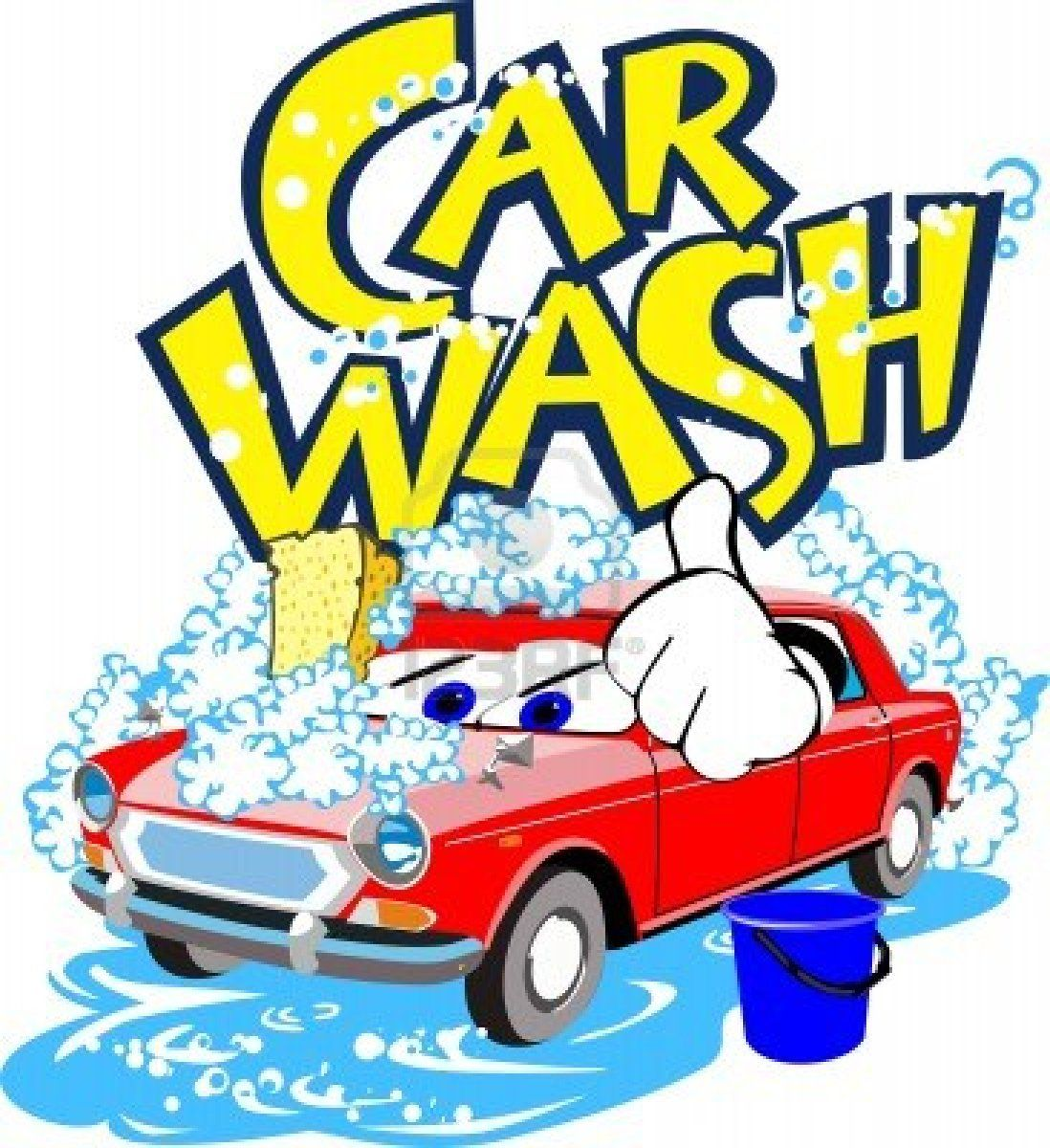 car wash clipart school fundraiser