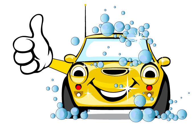 car wash clipart bubble