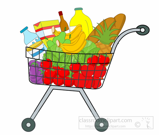 grocery clipart transparent