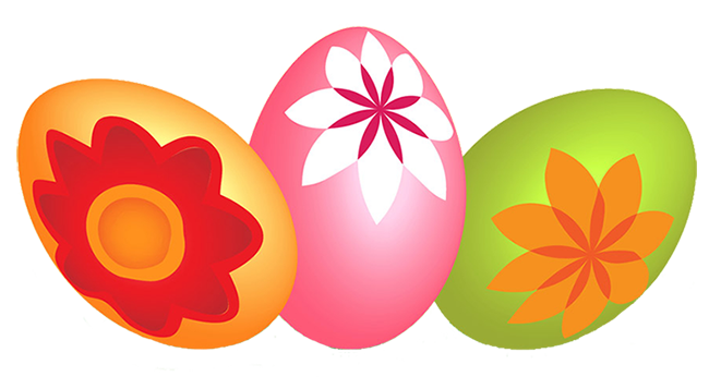 easter egg clipart transparent background