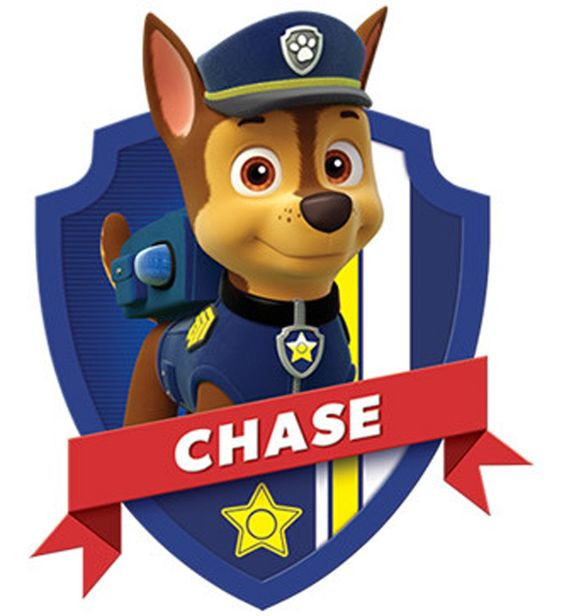 Chace clipart chase paw patrol.