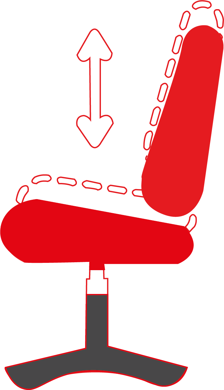 Chair clipart stack chair.